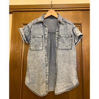 INGNI - INGNI デニムシャツ 半袖 Mサイズ