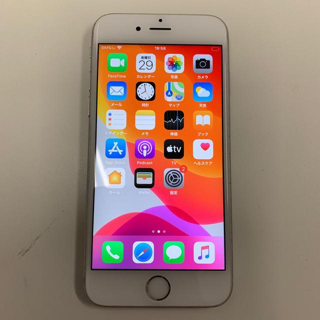 iPhone(アイフォーン)のiPhone6s 16 35448 スマホ/家電/カメラのスマートフォン/携帯電話(スマートフォン本体)の商品写真