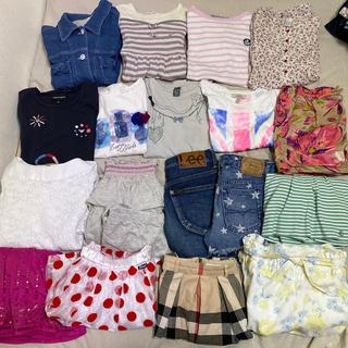 BURBERRY - 画像UPしました☀️春夏服☀️ブランドのみ☆150〜160cm 18着まとめ売り