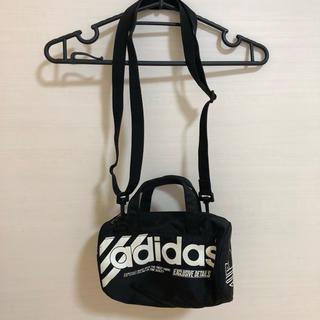 アディダス(adidas)の【値下げ】アディダス コンパクトショルダーバッグ(ショルダーバッグ)
