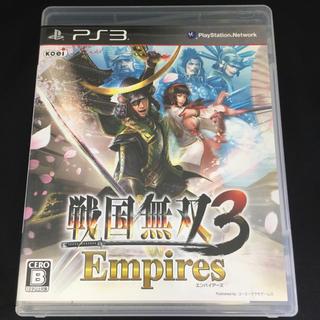 コーエーテクモゲームス(Koei Tecmo Games)の戦国無双3 Empires PS3(家庭用ゲームソフト)