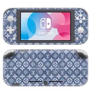 Nintendo Switch - 〖新品〗激安 ブランド柄② 任天堂Switch 保護スキンシール✦汚れ防止
