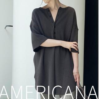 L'Appartement DEUXIEME CLASSE - 新品☆アパルトモン AMERICANA S/S Thermal プルオーバー