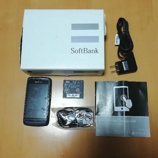 Softbank - 【美品】Libero 003Z Softbank 黒