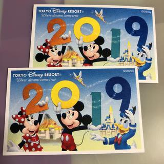 ディズニー(Disney)のディズニーランド、ディズニーシー パスポート(遊園地/テーマパーク)