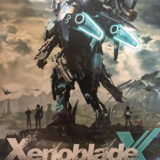 任天堂 - XenobladeX(ゼノブレイドクロス) Wii U