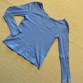 ジーユー(GU)のGU  XLサイズ ロンT  長袖(Tシャツ(長袖/七分))