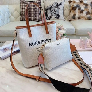 BURBERRY - 新品 BURBERRY ショルダーバッグ ハンドバッグ