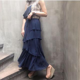 Ameri VINTAGE - アメリ♡MEDI♡ロング♡スカート