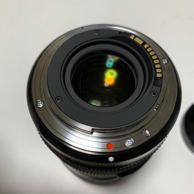 SIGMA(シグマ)のreoreoni様専用 シグマ 18-35 f1.8 EFマウント スマホ/家電/カメラのカメラ(レンズ(ズーム))の商品写真