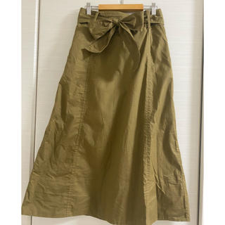 コーエン(coen)のりふとさん専用 膝下スカート coen(ひざ丈スカート)