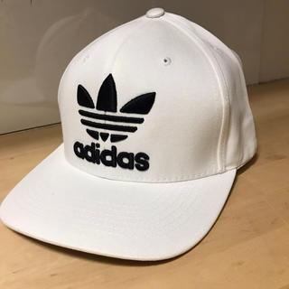 adidas - 新品 adidas キャップ ホワイト ユニセックス アディダス