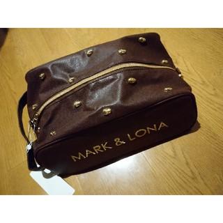 MARK&LONA - MARK&LONA ゴルフ シューズケース 新品未使用