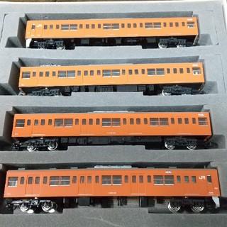カトー(KATO`)のKATO、201系、ホリデー快速、4両、動力付き(鉄道模型)
