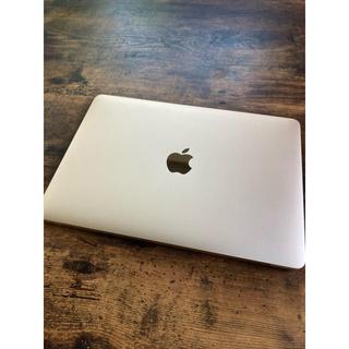 Mac (Apple) - Macbook 2015 12インチRetinaディスプレイ  ゴールド