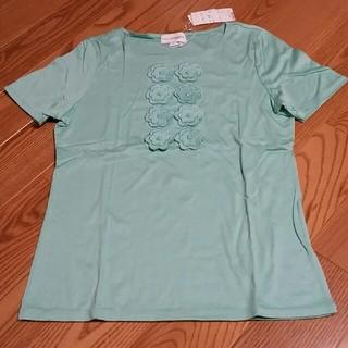 クレージュ(Courreges)のクレージュ カットソー Tシャツ サイズ40 新品未使用品(Tシャツ(半袖/袖なし))