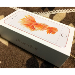Apple - iPhone 6s Rose Gold 16 GB SIMフリー ジャンク