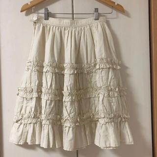 ヴィクトリアンメイデン(Victorian maiden)のヴィクトリアンメイデェン アンダースカート(ひざ丈スカート)