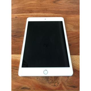 Apple - iPad mini 4 Cellular 64GB シルバー SIMフリー
