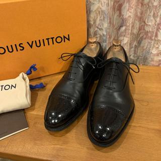 LOUIS VUITTON - 美品 Louis Vuitton ルイヴィトン ドレスシューズ  革靴 サイズ5