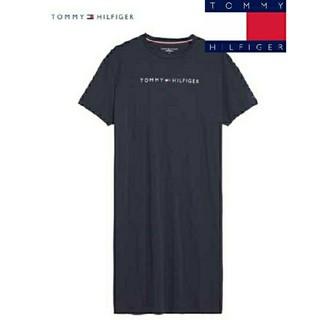 TOMMY HILFIGER - Tシャツワンピ TOMMY HILFIGER