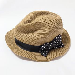 トゥモローランド(TOMORROWLAND)の【TOMORROWLAND】レディース帽子(麦わら帽子/ストローハット)
