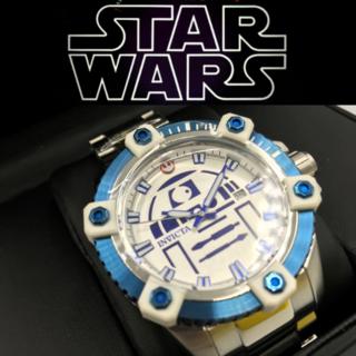 インビクタ(INVICTA)の定価19万【海外限定】腕時計 R2-D2 スターウォーズ(金属ベルト)