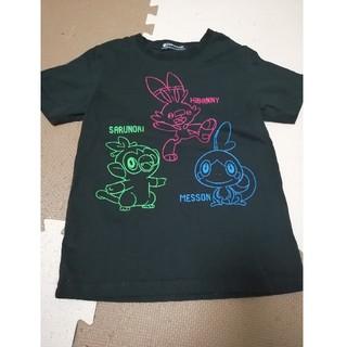 ポケモン(ポケモン)のポケモンTシャツ 130(Tシャツ/カットソー)
