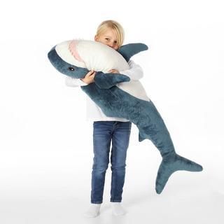 イケア(IKEA)のIKEA サメ ぬいぐるみ 新品(ぬいぐるみ/人形)