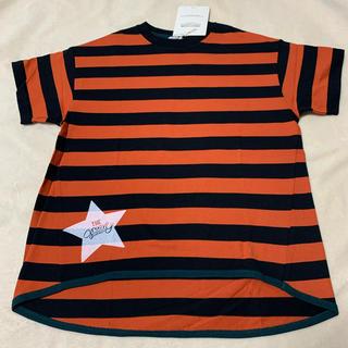 グルービーカラーズ(Groovy Colors)の新品 グルーヴィーカラーズ ビッグT 130(Tシャツ/カットソー)