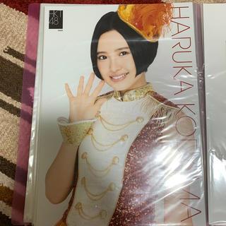 エイチケーティーフォーティーエイト(HKT48)の元HKT48 兒玉遥 生写真ポスター(女性タレント)