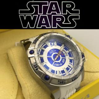 インビクタ(INVICTA)の定価15万【海外限定】腕時計 R2-D2 スターウォーズ(金属ベルト)