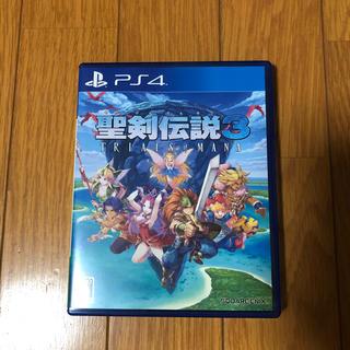 PlayStation4 - 【特典コード未使用】 聖剣伝説3 PS4