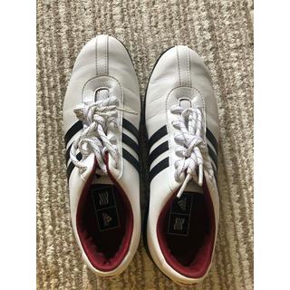 アディダス(adidas)のアディダス ゴルフシューズ 23cm(シューズ)