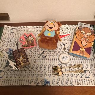 ディズニー(Disney)の美女と野獣 ディズニー スマホケース(モバイルケース/カバー)