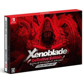 Nintendo Switch -  Xenoblade Definitive Edition Collector'