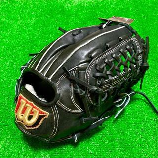 ウィルソンスタッフ(Wilson Staff)の新品 高校野球対応 日本製 ウィルソンスタッフ 硬式用 内野手用 グローブ 野球(グローブ)