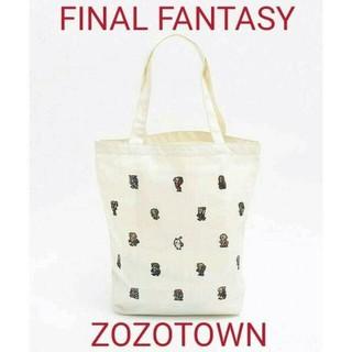 FINAL FANTASY Record Keeper × ZOZOTOWN(エコバッグ)