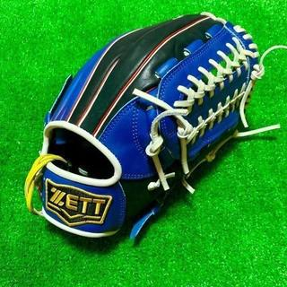 ゼット(ZETT)の新品 ZETT ソフトボール用 グローブ オールラウンド リストウェーブ付き(グローブ)