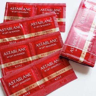 アスタブラン(ASTABLANC)のアスタブラン Wリフト センセーション 0.5g×28個(美容液)
