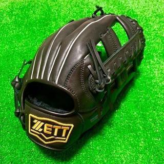 ゼット(ZETT)の新品 ZETT ソフトボール用 グローブ オールラウンド デュアルキャッチ(グローブ)