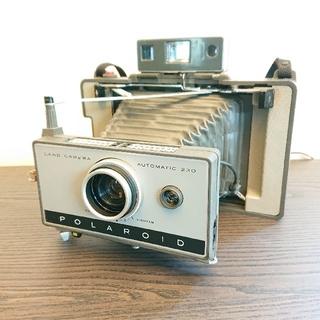 【レア物】ポラロイドカメラ 230