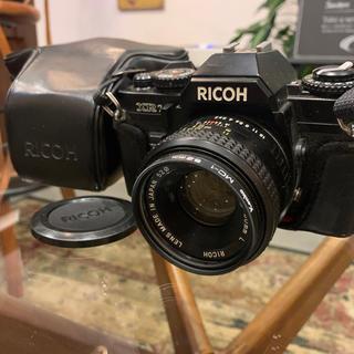 リコー(RICOH)のリコー XR 7 1:2 50mm Lカメラ 一眼 フィルムカメラ (フィルムカメラ)