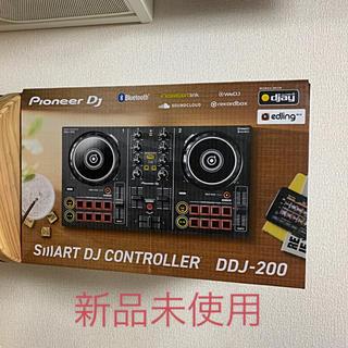 パイオニア(Pioneer)の【新品未使用】DDJ-200(DJコントローラー)