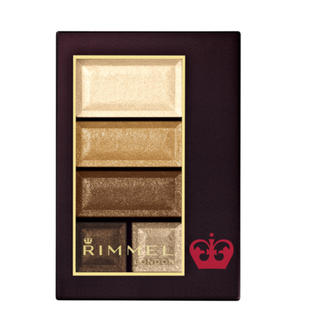 RIMMEL - 【美品】リンメル ショコラスイートアイズ 017
