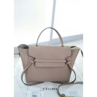 celine - Celine  セリーヌ ベルトバッグミニ