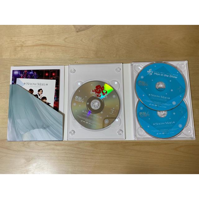 Johnny's(ジャニーズ)の素顔4 Snow Man盤 エンタメ/ホビーのDVD/ブルーレイ(アイドル)の商品写真