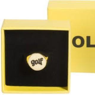 GOLF WANG リング golfwang ゴルフワン/US9