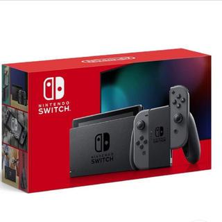 Nintendo Switch - switch グレー 任天堂 スイッチ
