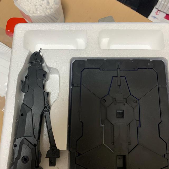 海外製 フリーダムガンダムフィギュア エンタメ/ホビーのおもちゃ/ぬいぐるみ(模型/プラモデル)の商品写真